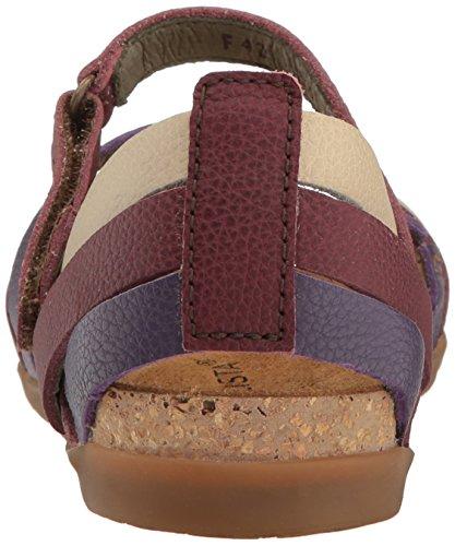 Women's Naturalista Flat Sandal Nf42 Zumaia Rioja El Mixed q57xndpS5v