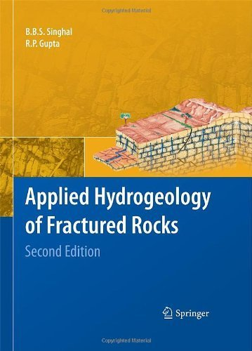 Applied Hydrogeology of Fractured Rocks Second Edition