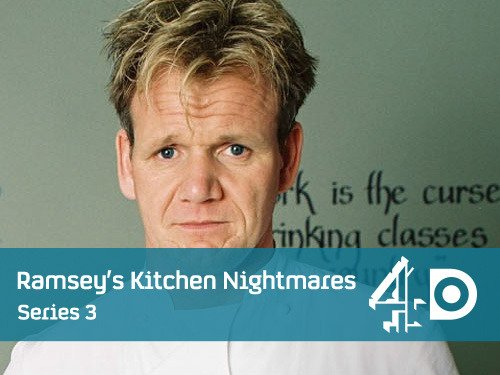 Ramsay 39 s kitchen nightmares season 3 watch online now for Q kitchen nightmares