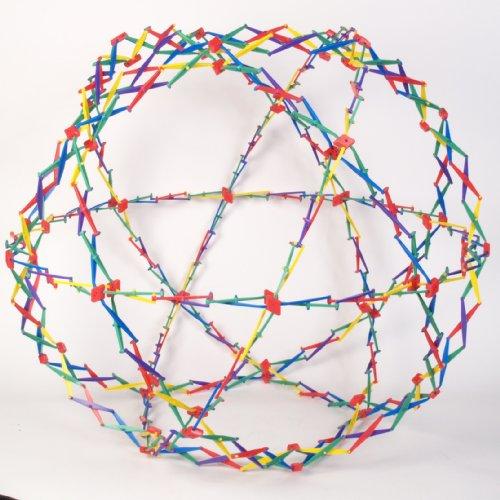 Original Hoberman Sphere--Rainbow (Discontinued by manufa...