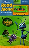 A Bug's Life Read Along, Disney Read-Along Csdisn 60289, 0763404411