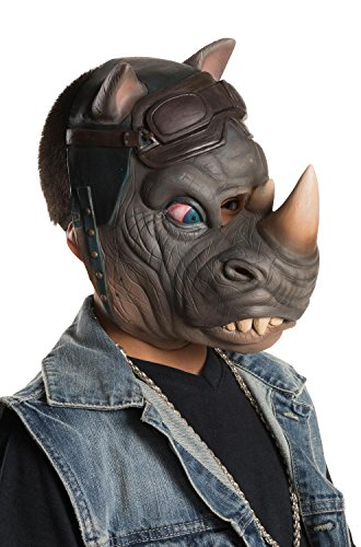 Rubies TMNT 2 Rocksteady Child Mask-