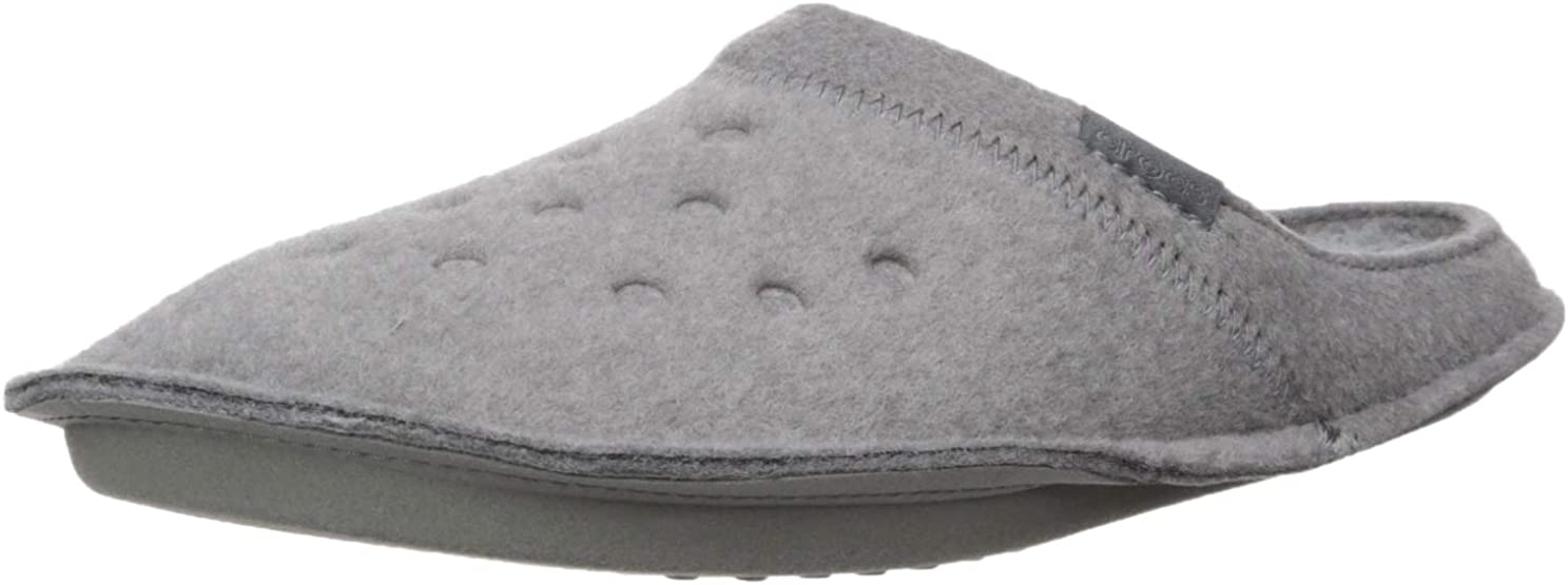 Crocs Classic Slipper, Zapatillas de Estar por casa Unisex Adulto