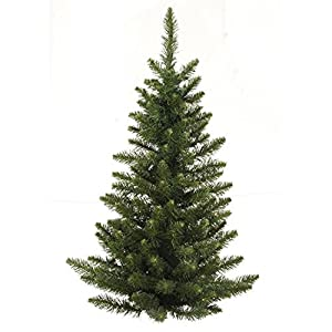 Vickerman 3' Camdon Fir Artificial Christmas Wall or Door Tree – Unlit 44