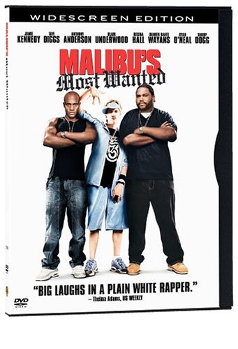 - Malibu's Most Wanted (Widescreen Edition)