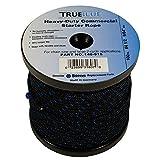 100' True Blue Starter Rope / #4 1/2 Solid Braid