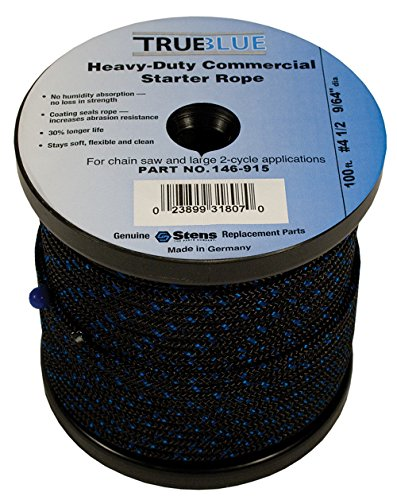 Stens 146-915 True Blue Starter Rope, 100-Feet from Stens