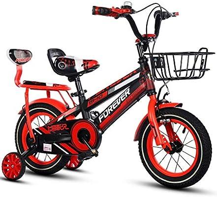 lquide Bicicleta para niños, Bicicleta para niños, 12 Pulgadas ...