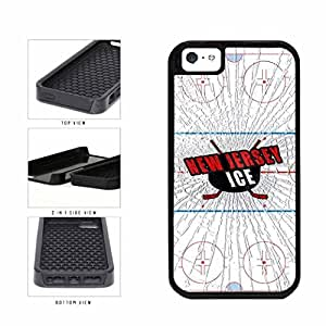 New Jersey Ice 2-Piece Dual Layer Phone Case Back Cover Apple iPhone 5 5s