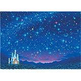 500ピース ジグソーパズル 星に願いを (38x53cm)