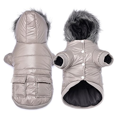 dog fashionable popular vest thick Pet dog fashion Parker lightweight fall and jacket down windproof down winter light dog Supplies winter clothes had coat wear best for winter waterpro I warm clothes 7Owqz6P7