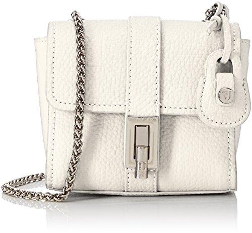 Damen Suzanne Ecoleather Smooth Mini Bag Umhängetasche Trussardi lfXgE