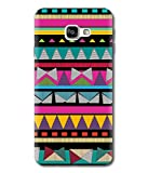 Print Vale Multi Colour Rajasthani Design for Girls A New Arrivle Premium Quality Designer Printed Polycarbonate Matte Finish Hard Back Case Cover for Samsung Galaxy C9 Pro