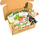 PALEO Healthy Snacks Care Package (25 Ct): Protein Energy Bars, Grass Fed Beef Meat Sticks Jerky, Plantain Chips, Nuts, Crispy Fruit, Fitness Variety Pack, CrossFit, Athlete, Military Reviews