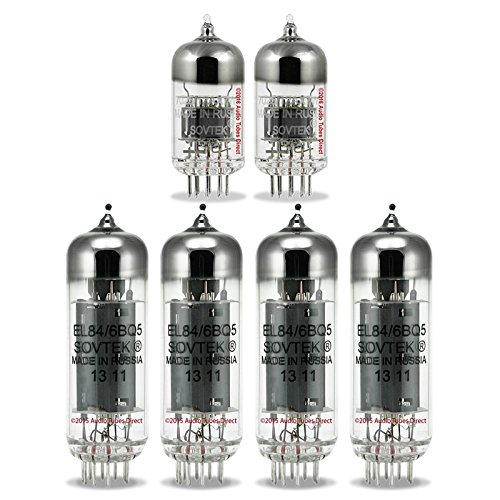sovtek-tube-kit-for-hughes-kettner-statesman-quad-el84-amps-el84-12ax7wa