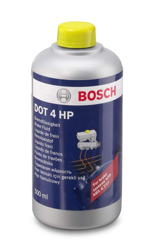 Bosch Liquide de Frein DOT4 HP, 500mL Robert Bosch GmbH Automotive Aftermarket 1987479060