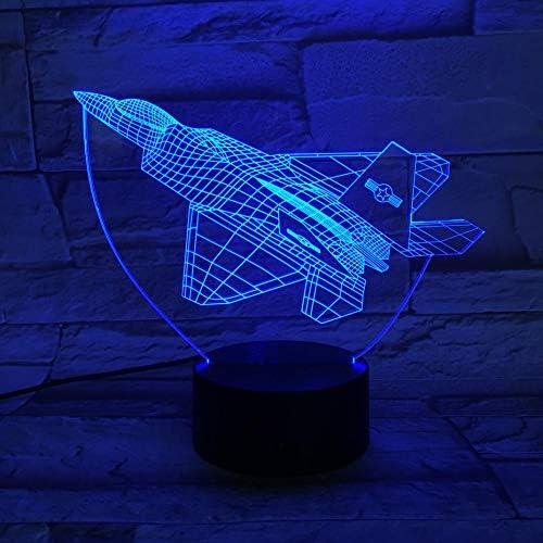Jazz Drum Kit Set luz Nocturna Multicolor niño niño niño bebé Instrumento de Regalo atmósfera Mesa lámpara de Noche