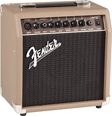 Fender Acoustasonic 15 Acoustic Guitar Amp