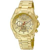 Relógio Masculino Condor Cronógrafo Covd33Ar/4D Dourado