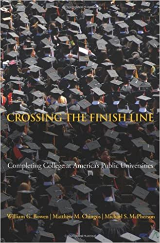 Crossing the finish line completing college at americas by william crossing the finish line completing college at americas by william g bowen pdf fandeluxe Choice Image