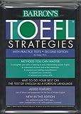 TOEFL Strategies with Practice Tests 9780764170423