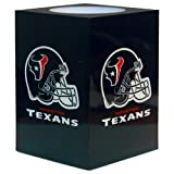 The Northwest Company NFL Houston Texans Square Flameless Candle