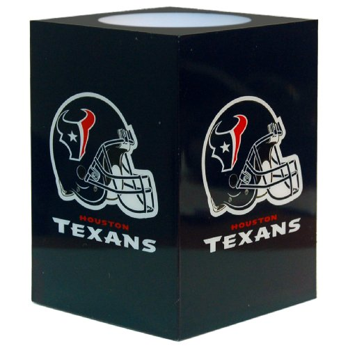 Nfl Candle - NFL Houston Texans Square Flameless Candle