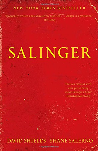 Salinger by David Shields and Shane Salerno