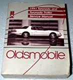 1991 Oldsmobile Toronado, Toronado Trofeo Service Manual