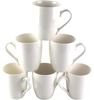 """370ml Ø 8,2cm mehr Porzellan H 10cm Wellco 3180710 Kaffeebecher /""""Weltbeste/"""""""