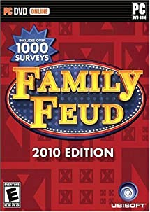 Family Feud 2010 Edition - PC: Video Games - Amazon com