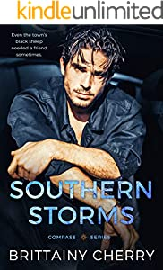 Southern Storms: A Small Town Standalone Romance (English Edition)