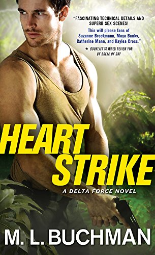 book cover of Heart Strike