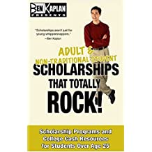 Adult and Non-Traditional Scholarships That Totally Rock!
