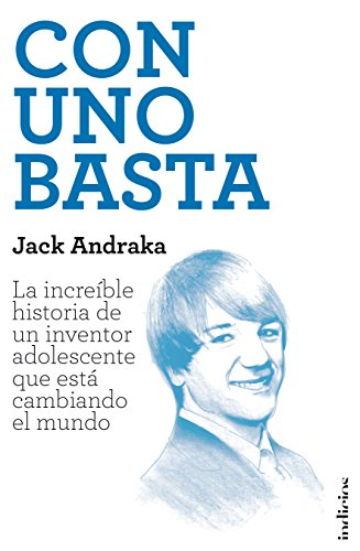 Descargar Libro Con Uno Basta Jack Andraka