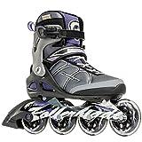 Rollerblade Macroblade 84W Alu 2016 Fitness/Workout Skate, Black/Purple, US Size 9