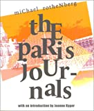 The Paris Journals, Michael Rothenberg, 1929495056