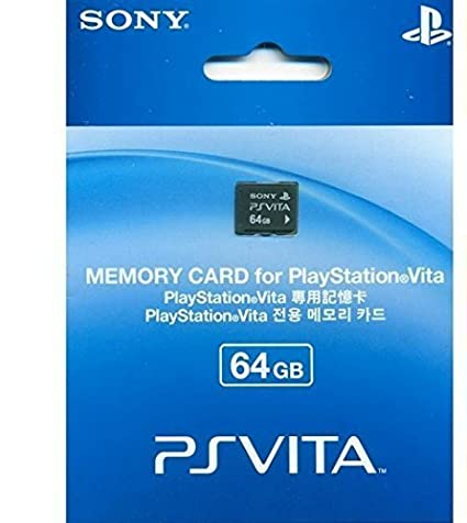 Amazon.com: Sony PS Vita 64 GB tarjeta para PlayStation Vita ...