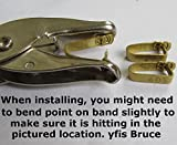 JIFFY WING BAND PLIERSAmerican Made! Tags for