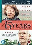 45 Years [DVD] [2015]