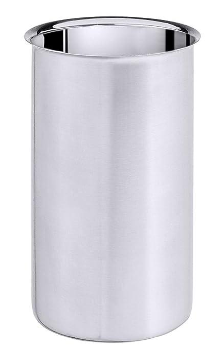 Contacto 2080/100 vaso de acero inoxidable 18/10 84 mm ...
