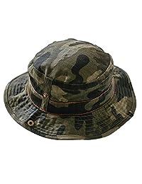 Baby Sun Hat Camo Bucket Kids Summer Hat
