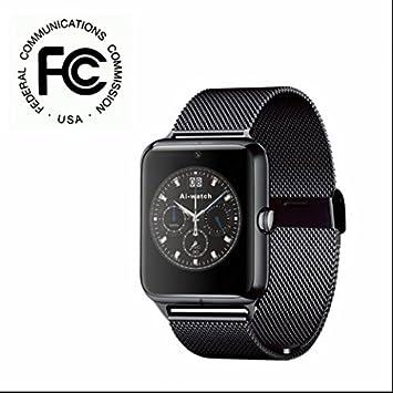 Sport GPS Smart Watch Audio y Vídeo Play, contador de ...