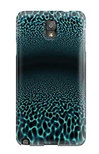 MichaelTH Case Cover For Galaxy Note 3 - Retailer Packaging Water Abstract Protective Case