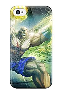 Awesome IRAYaJA5356zwMXC AnnaSanders Defender Tpu Hard Case Cover For Iphone 4/4s- Street Fighter X Tekken Video Game Other by lolosakes