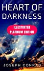 Heart of Darkness: Illustrated Platinum Edition (Classic Bestselling Fiction Books)