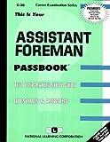 Assistant Foreman, Jack Rudman, 083730038X
