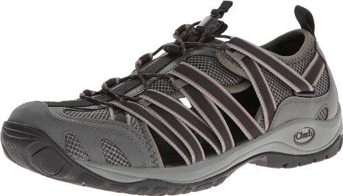 Chaco Men's Outcross Lace Water Shoe,Gunmetal,12 M US