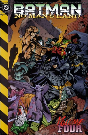 Batman: No Man's Land - Volume (No Mans Land Batman)