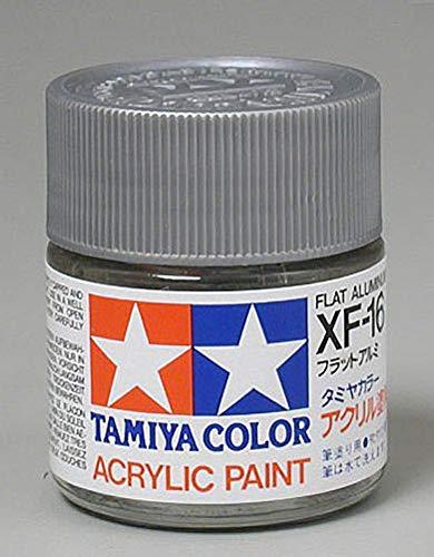 Tamiya XF-16 81316 23ml (Aluminum Acrylic)